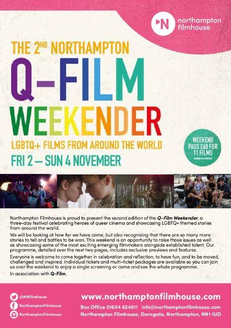 Second Q Film Weekender Celebrates Lgbtq Tales From Around